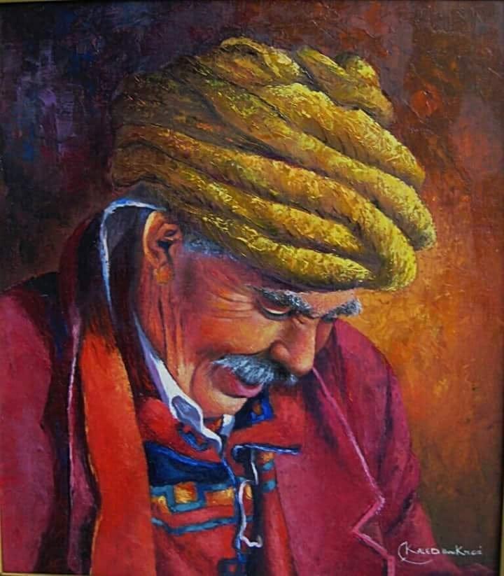 خالد بوكراع..الفن هو خلق مستمر للذات