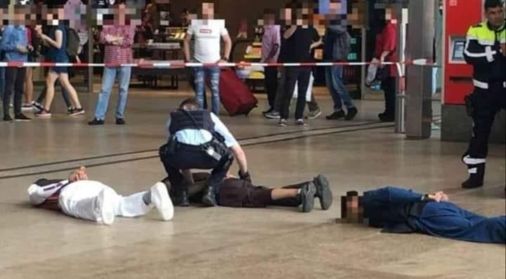 تكبيرات العيد تربك شرطة كولونيا!