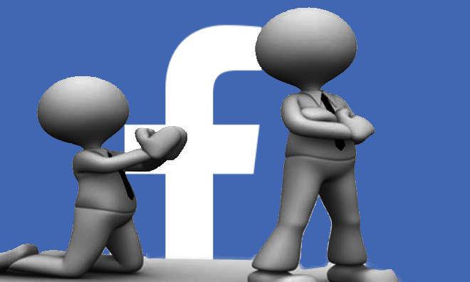 الزعل الفيسبوكي!
