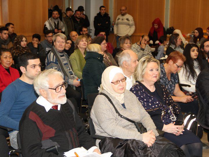 الفلسطينيون يحيون يومهم الثقافي في هامبورغ