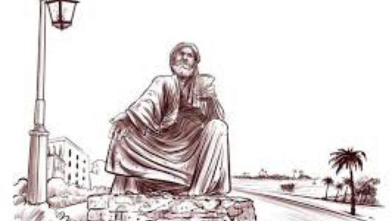 ذكاء وحكمة أبو نواس